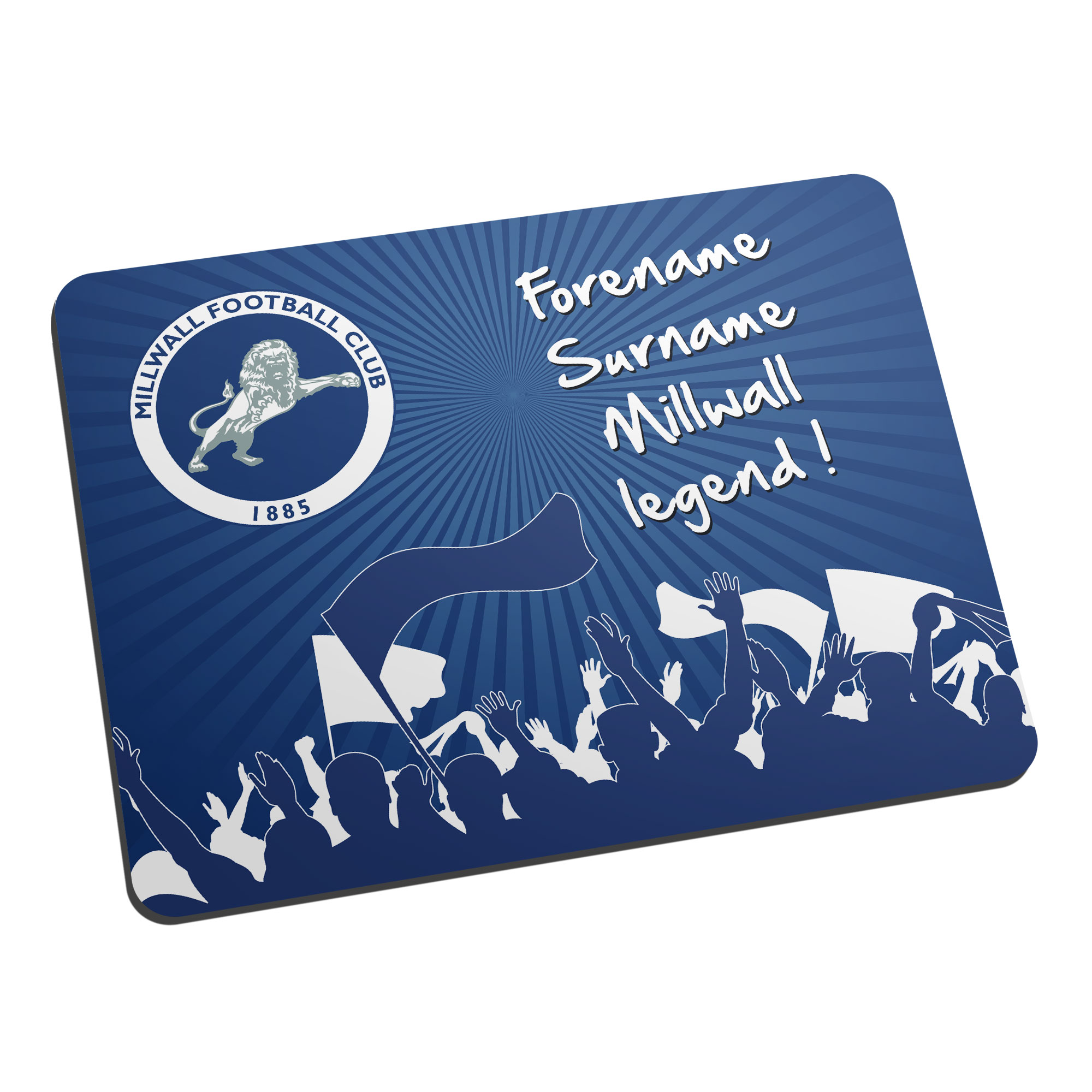 Millwall FC Legend Mouse Mat