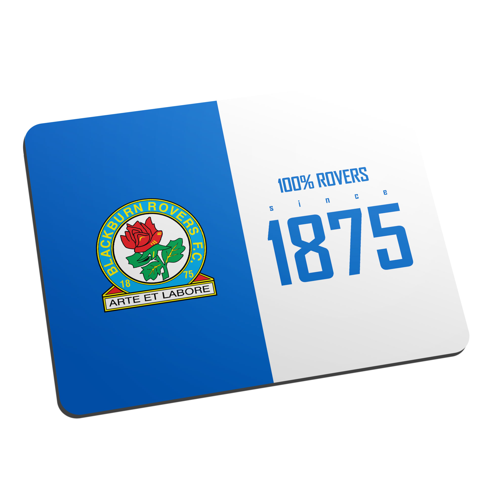 Blackburn Rovers FC 100 Percent Mouse Mat