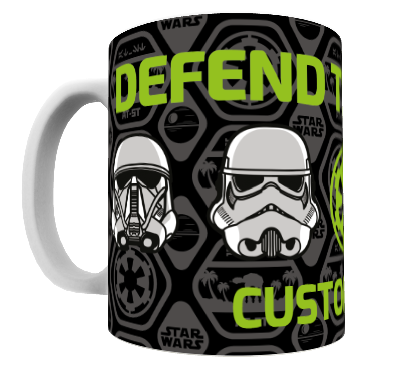 "Star Wars Rogue One ""Defend The Empire"" Mug"