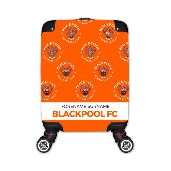 Blackpool Mini Crest Kid's Suitcase