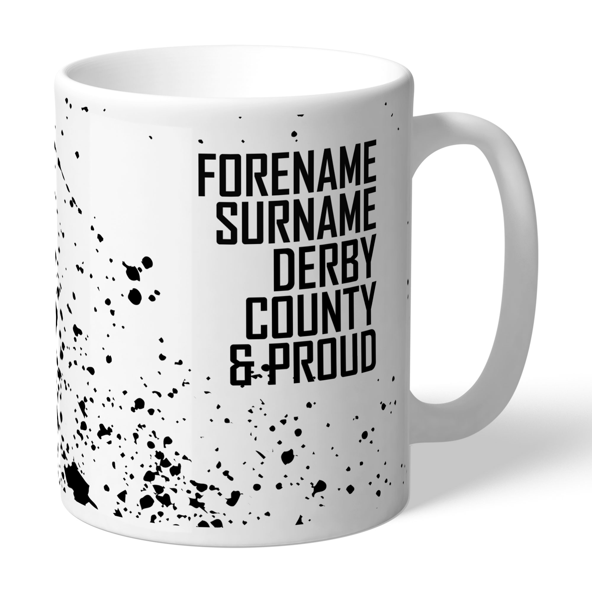 Derby County Proud Mug