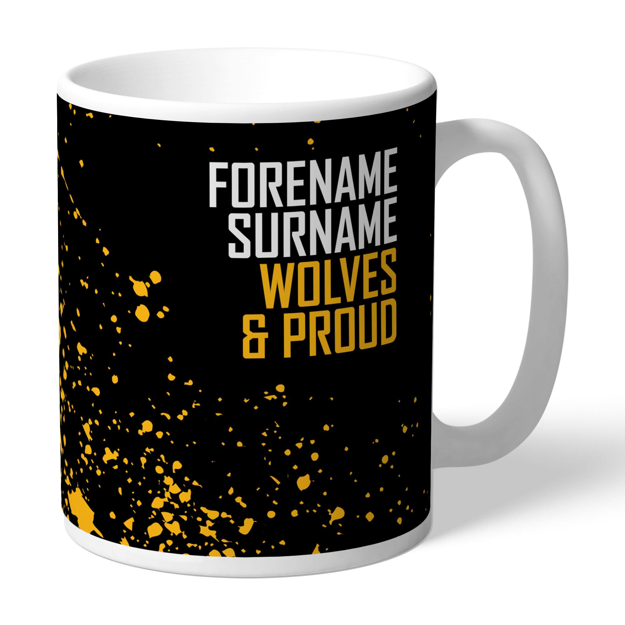 Wolves Proud Mug