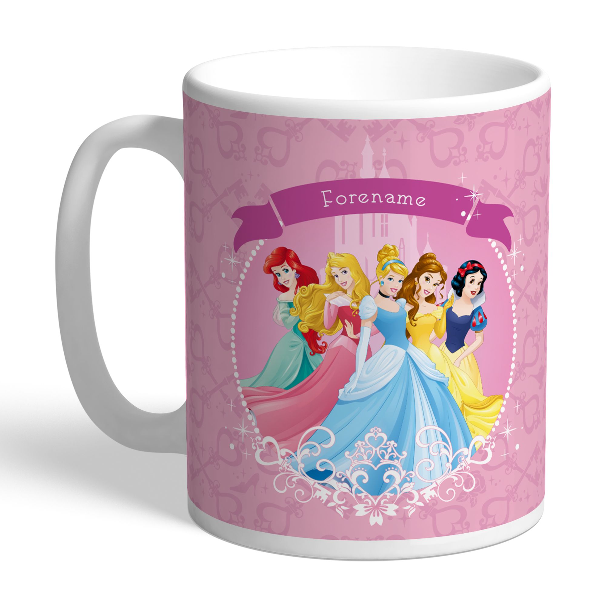 Disney Princess Group Mug