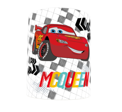 Disney Cars Group Scene Mug
