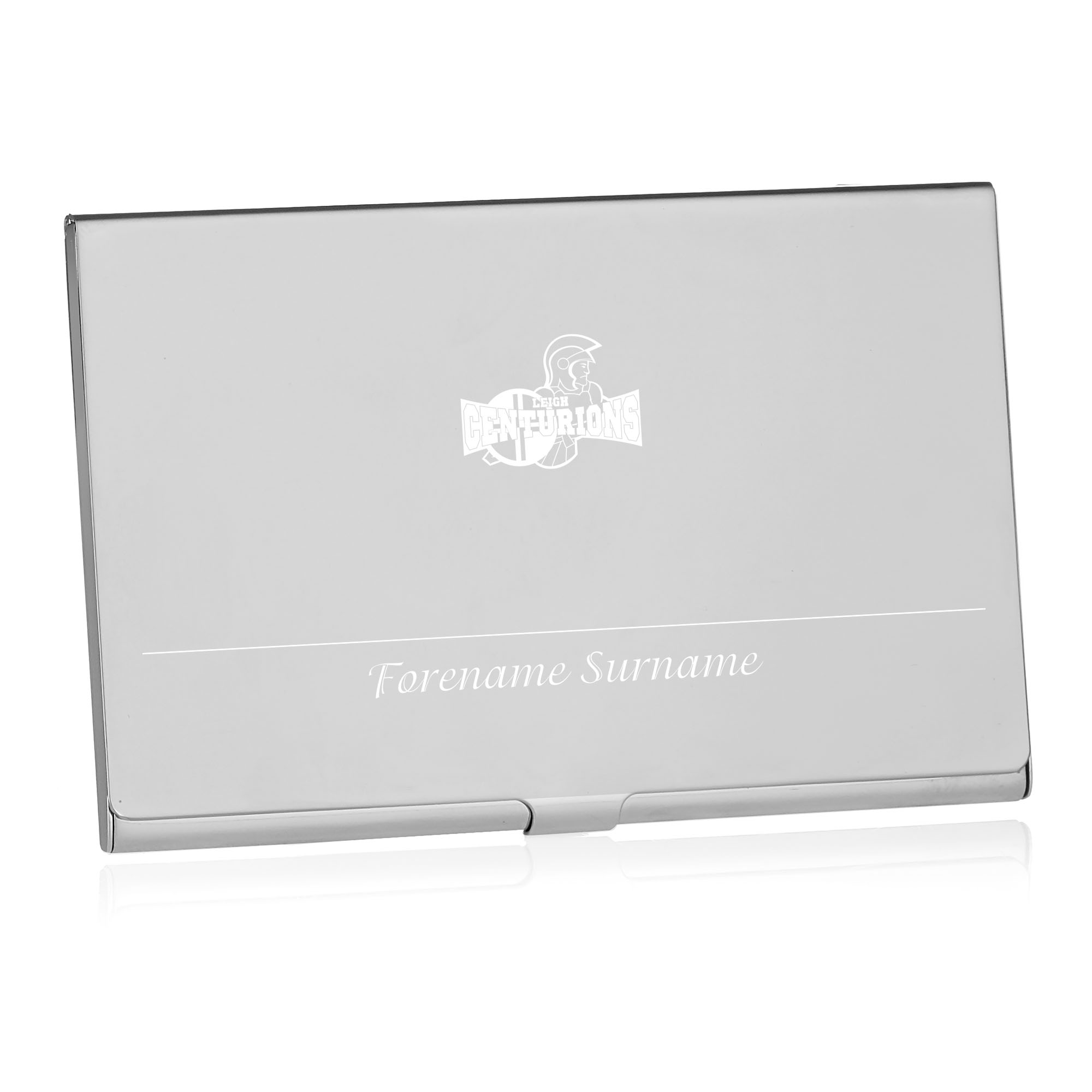 Leigh Centurions Executive Business Card Holder