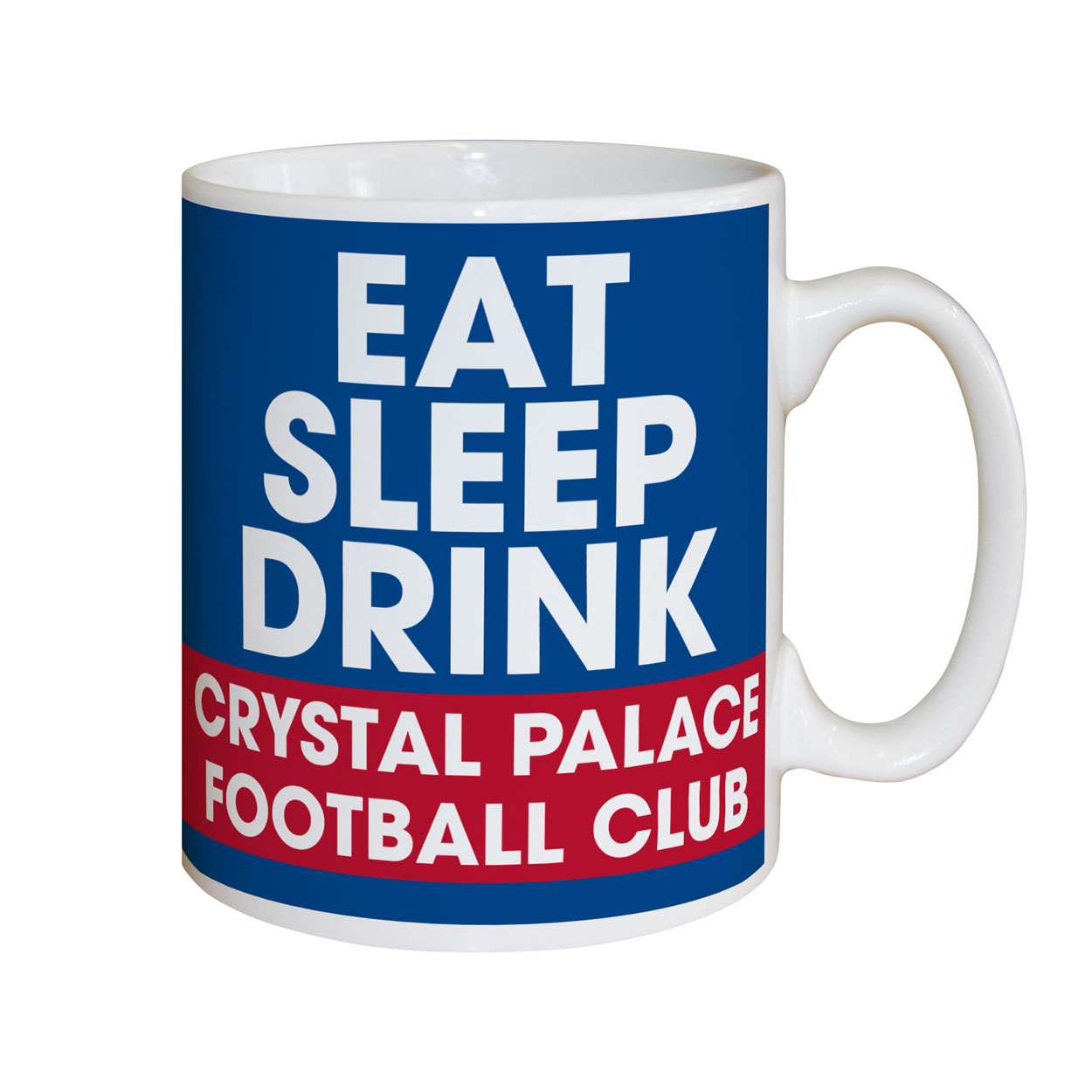 Crystal Palace FC Eat Sleep Drink Mug