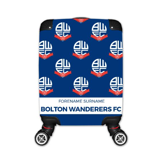 Bolton Wanderers FC Mini Crest Kid's Suitcase