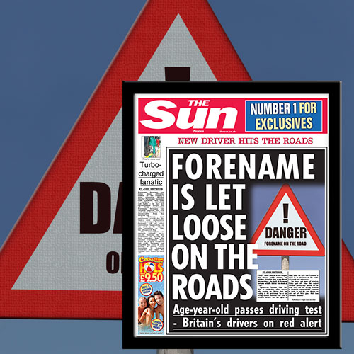The Sun Passes Driving Test News