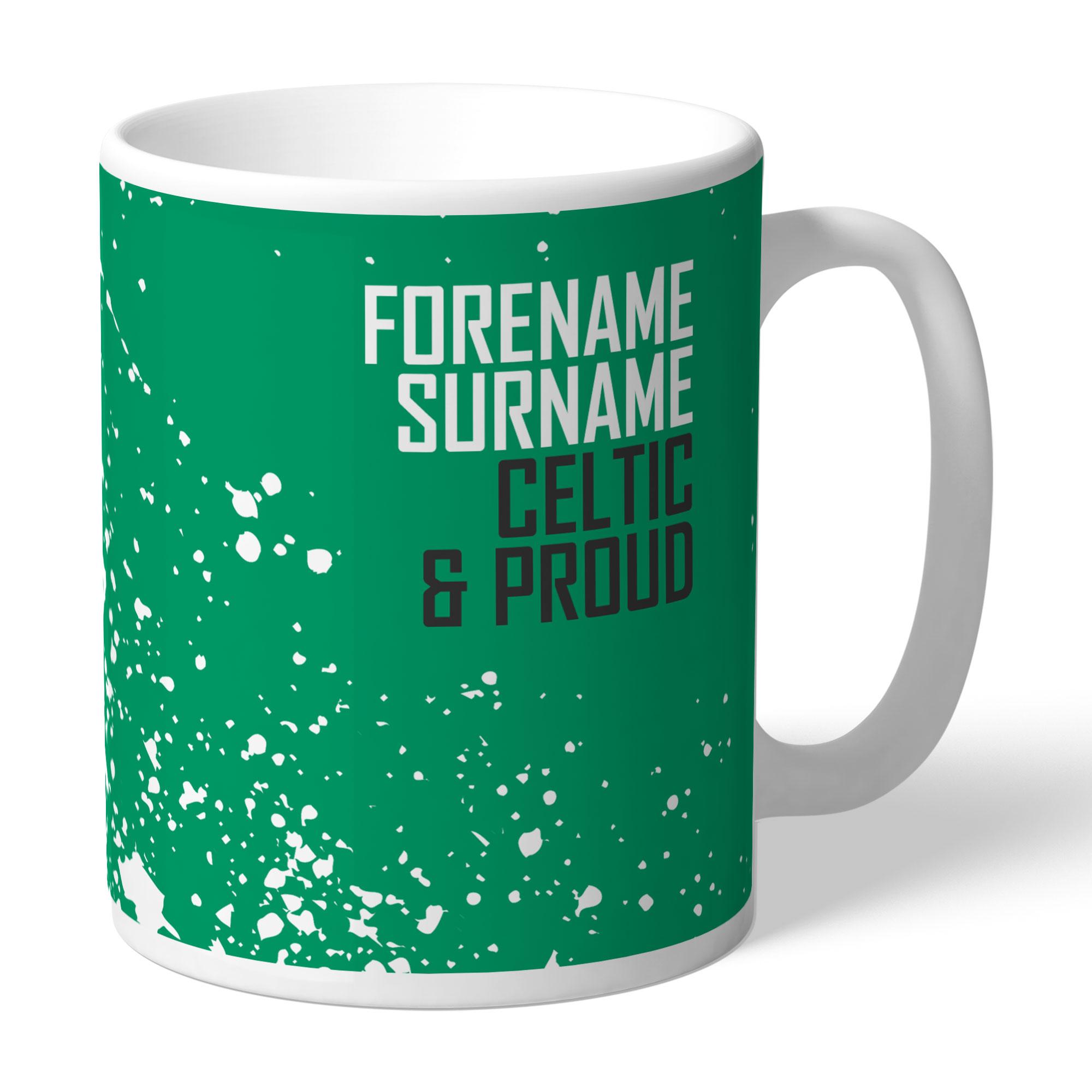 Celtic FC Proud Mug