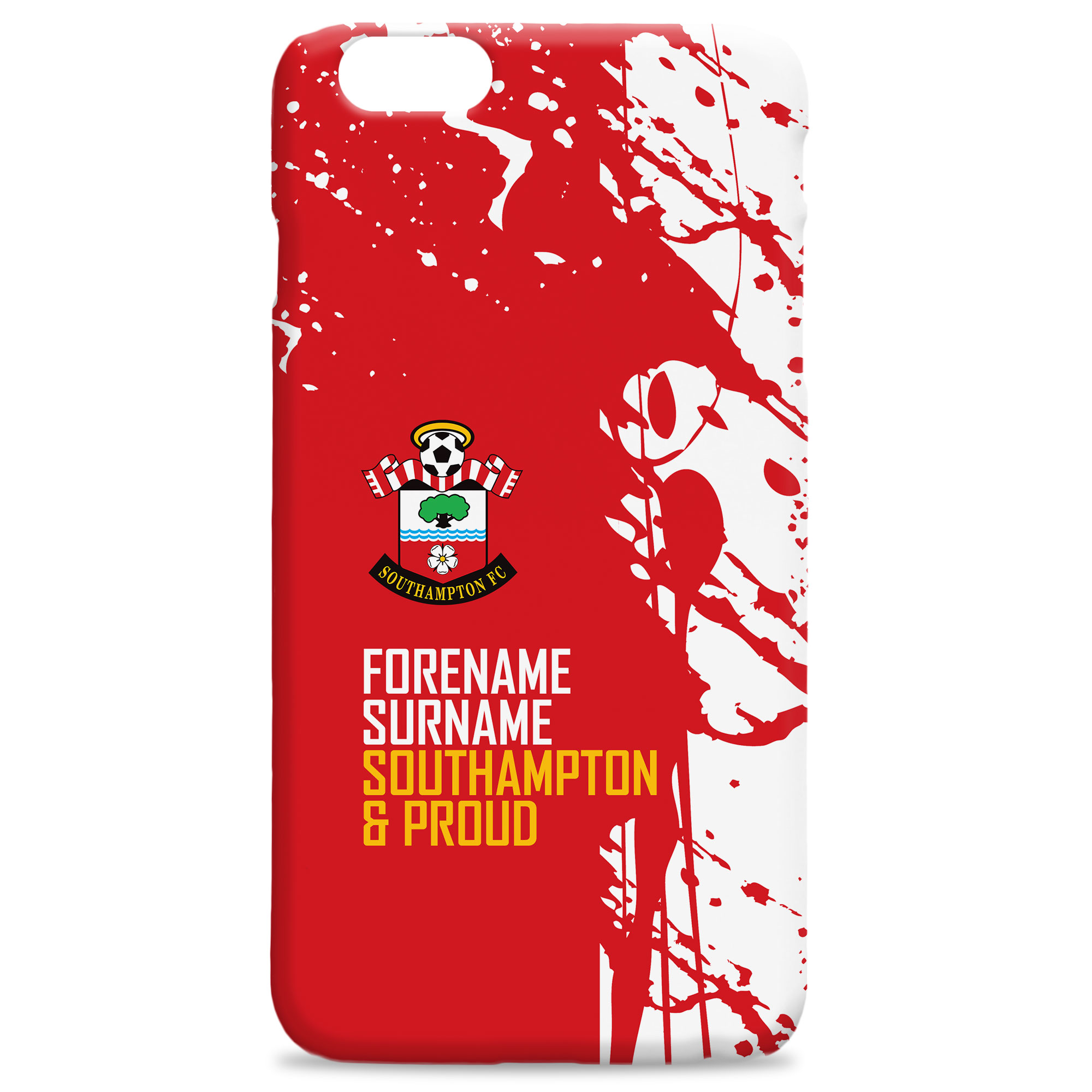 Southampton FC Proud Hard Back Phone Case