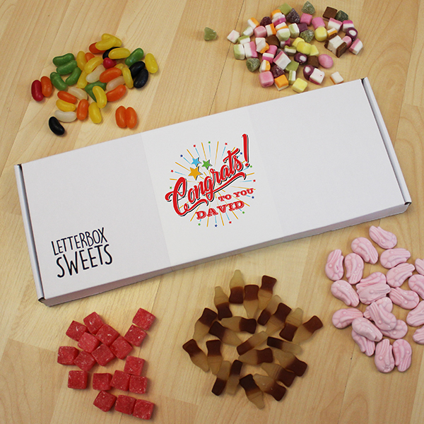Congrats To You - Letterbox Sweets