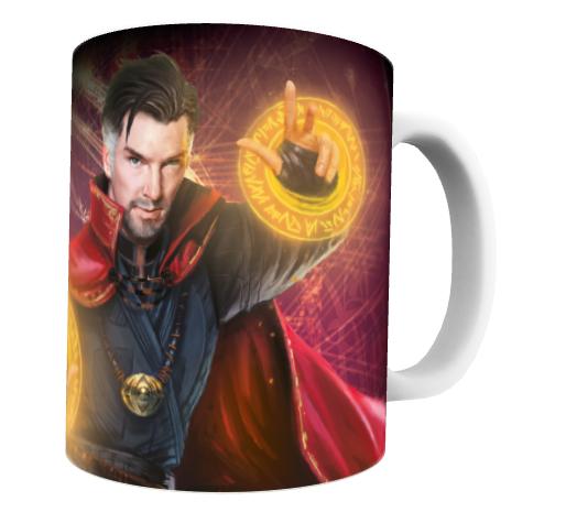 Marvel Doctor Strange 'Sorcerous' Mug
