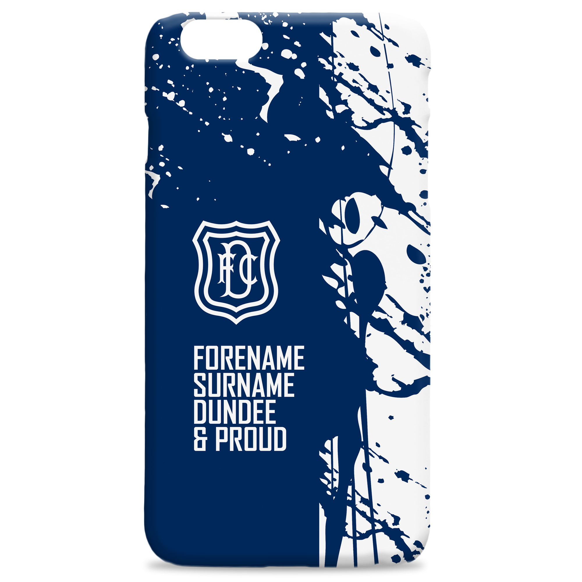 Dundee FC Proud Hard Back Phone Case