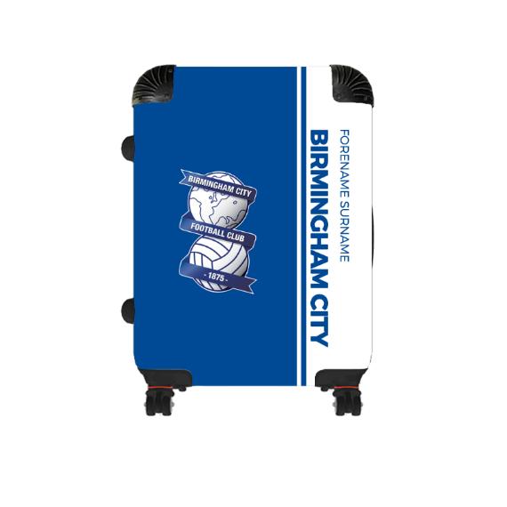 Birmingham City Crest Cabin Suitcase