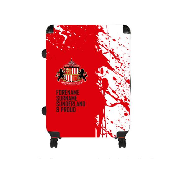Sunderland Proud Large Suitcase