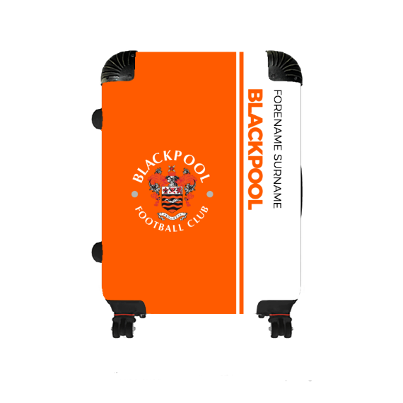 Blackpool Crest Medium Suitcase