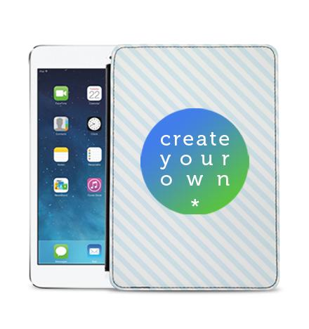 Faux Leather iPad Mini 2 Flip Case