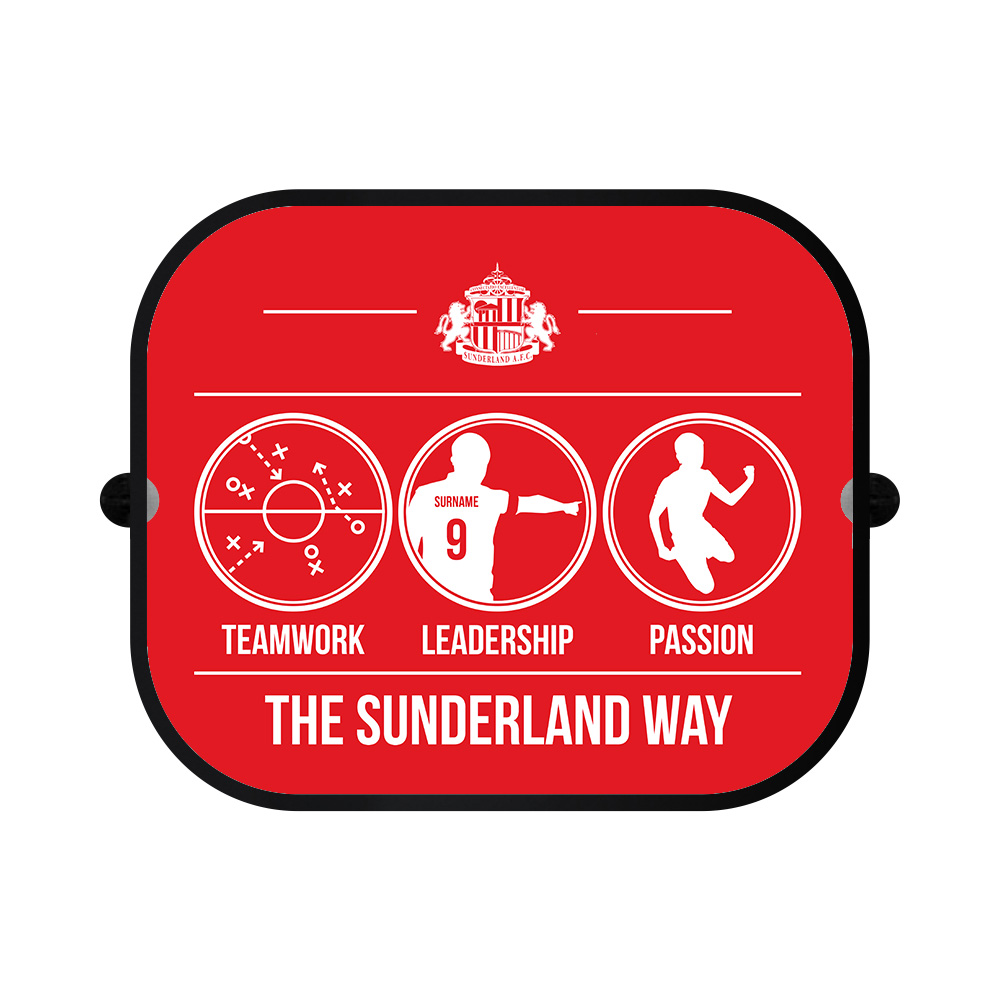 Sunderland AFC Way Car Sunshade