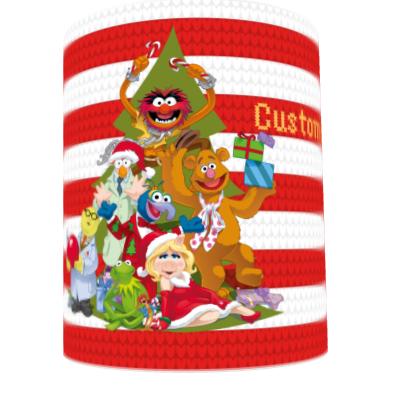 Disney The Muppets Christmas Group Mug