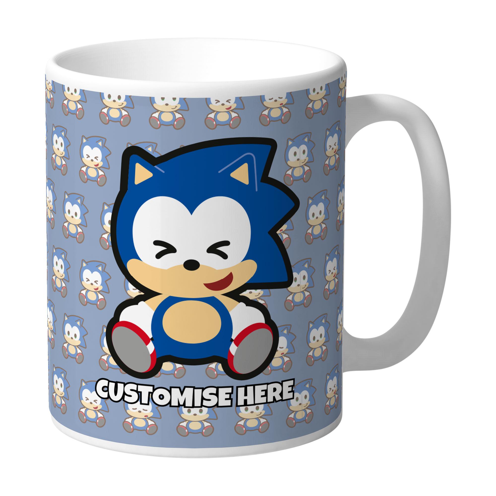 Mug - Emoji Sonic - Modern Sonic