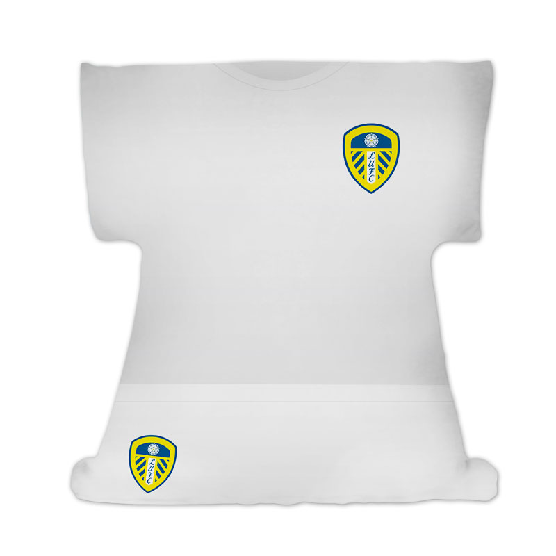 Leeds United FC Kit Cushion