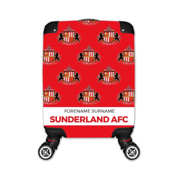 Sunderland Mini Crest Kid's Suitcase