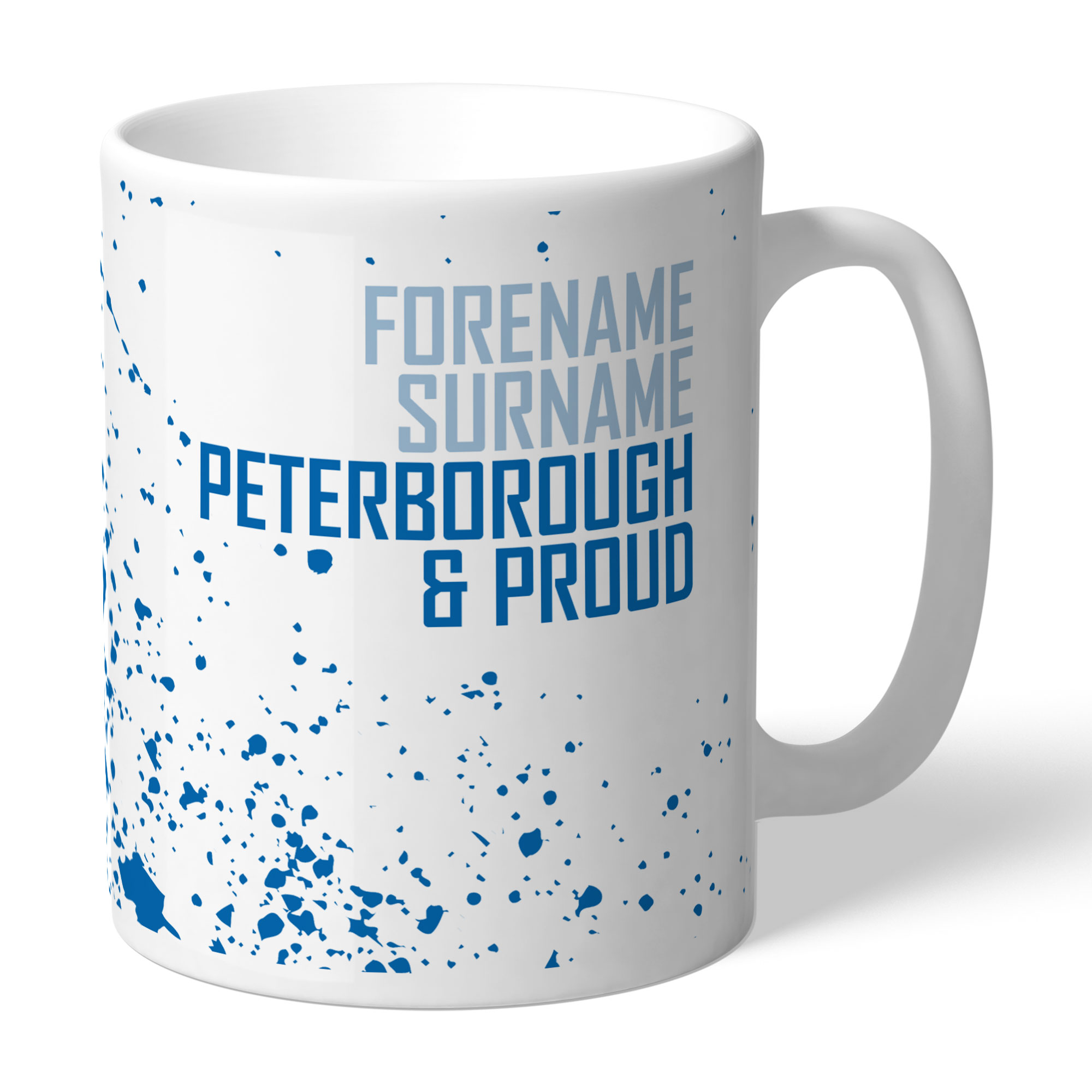 Peterborough United FC Proud Mug