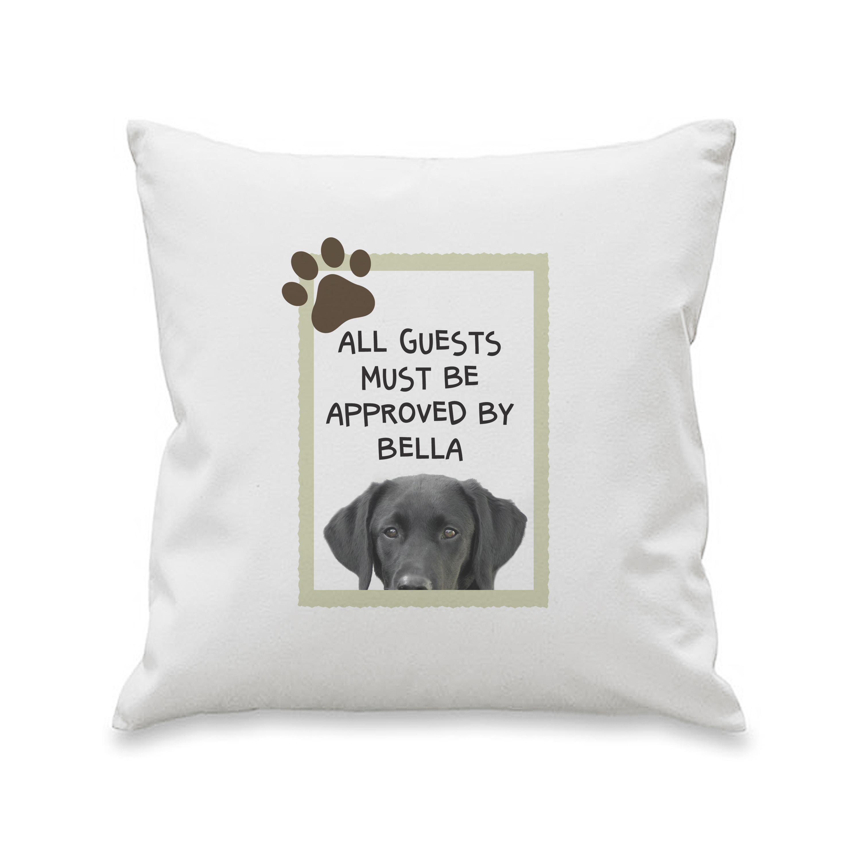 Sociable Dog Cushion Cover