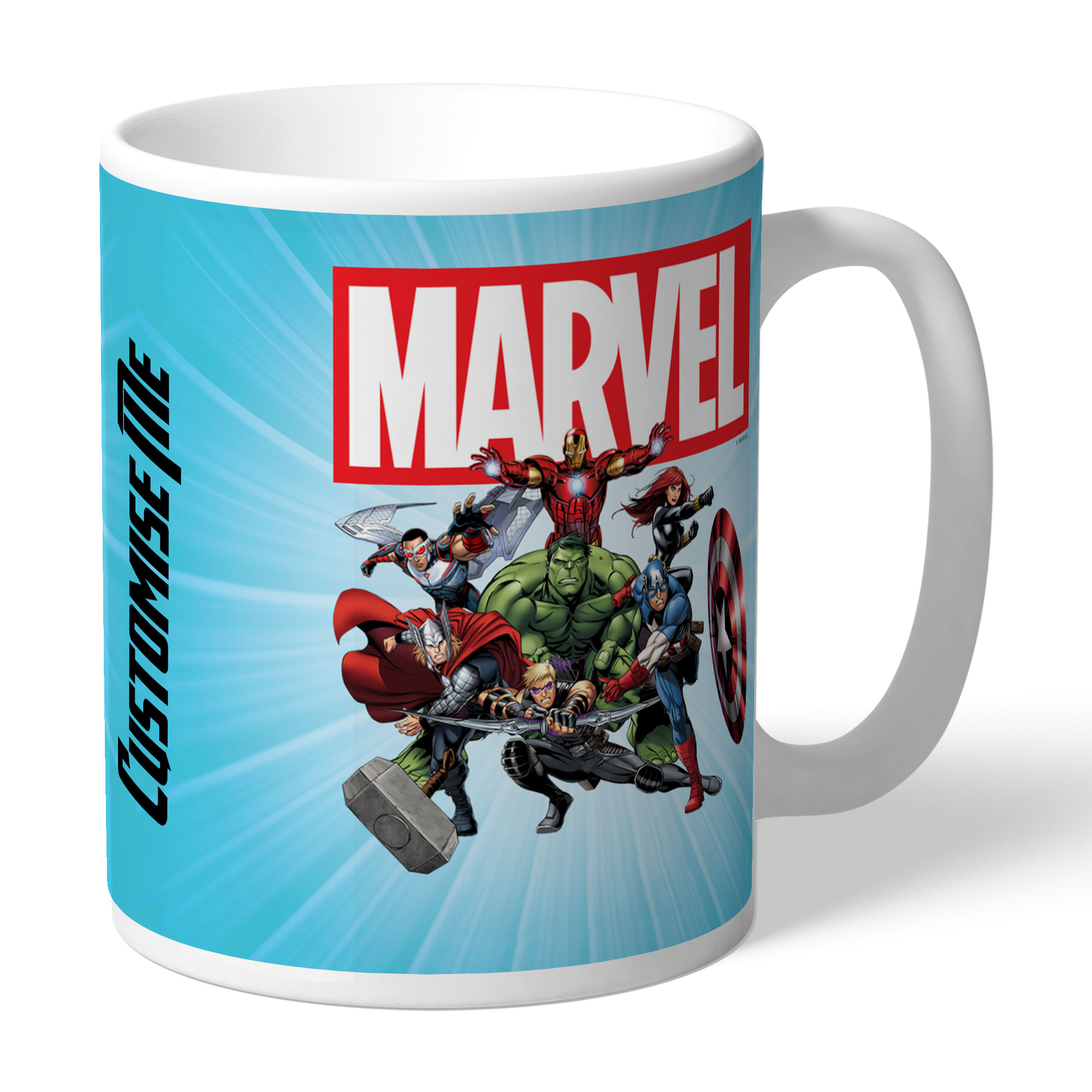 Marvel Avengers Group Mug