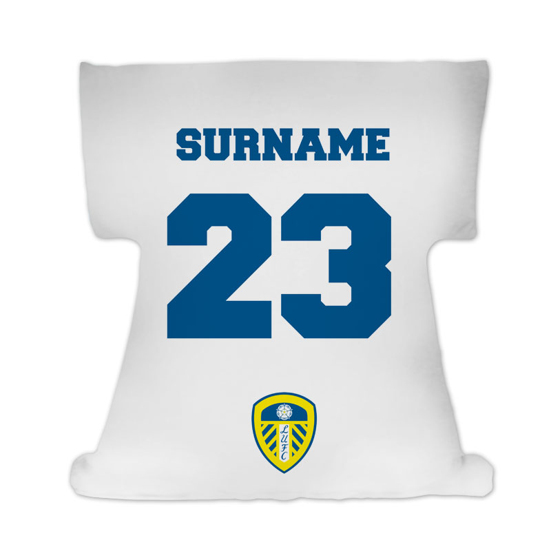 Leeds United FC Crest Cushion