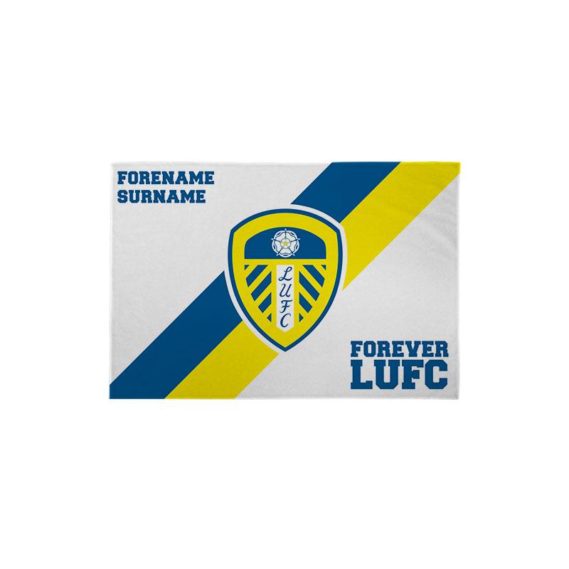 Leeds United FC Forever 3ft x 2ft Banner