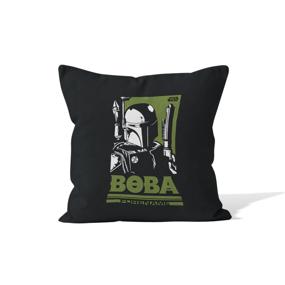 Star Wars Boba Pop Art Cushion