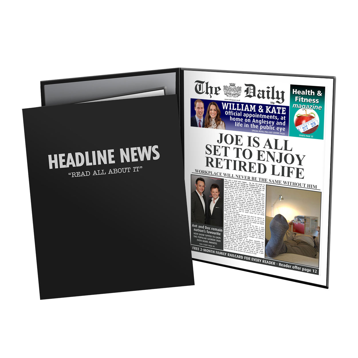 The Daily Retirement News Folder - Male