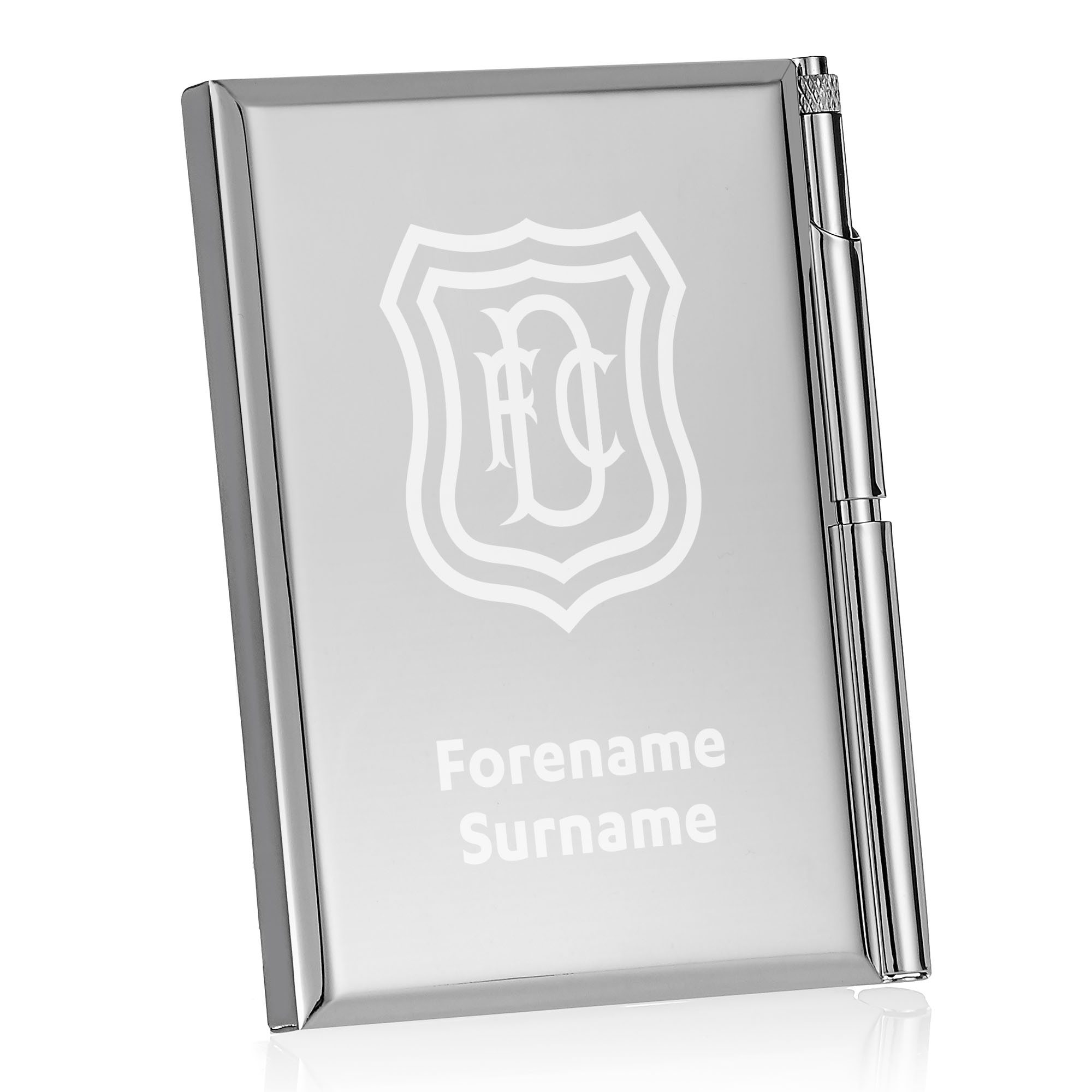 Dundee FC Crest Address Book