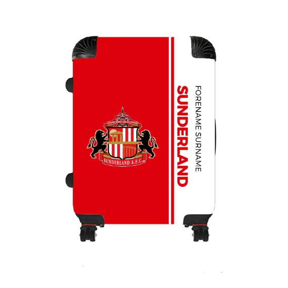 Sunderland Crest Medium Suitcase
