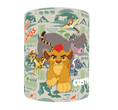 Disney The Lion Guard Group Defending The Pride Lands Mug