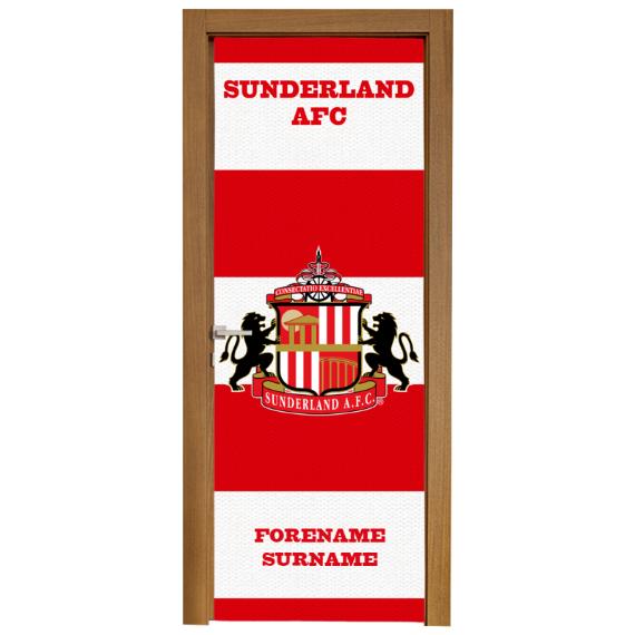 Sunderland Scarf Door Banner
