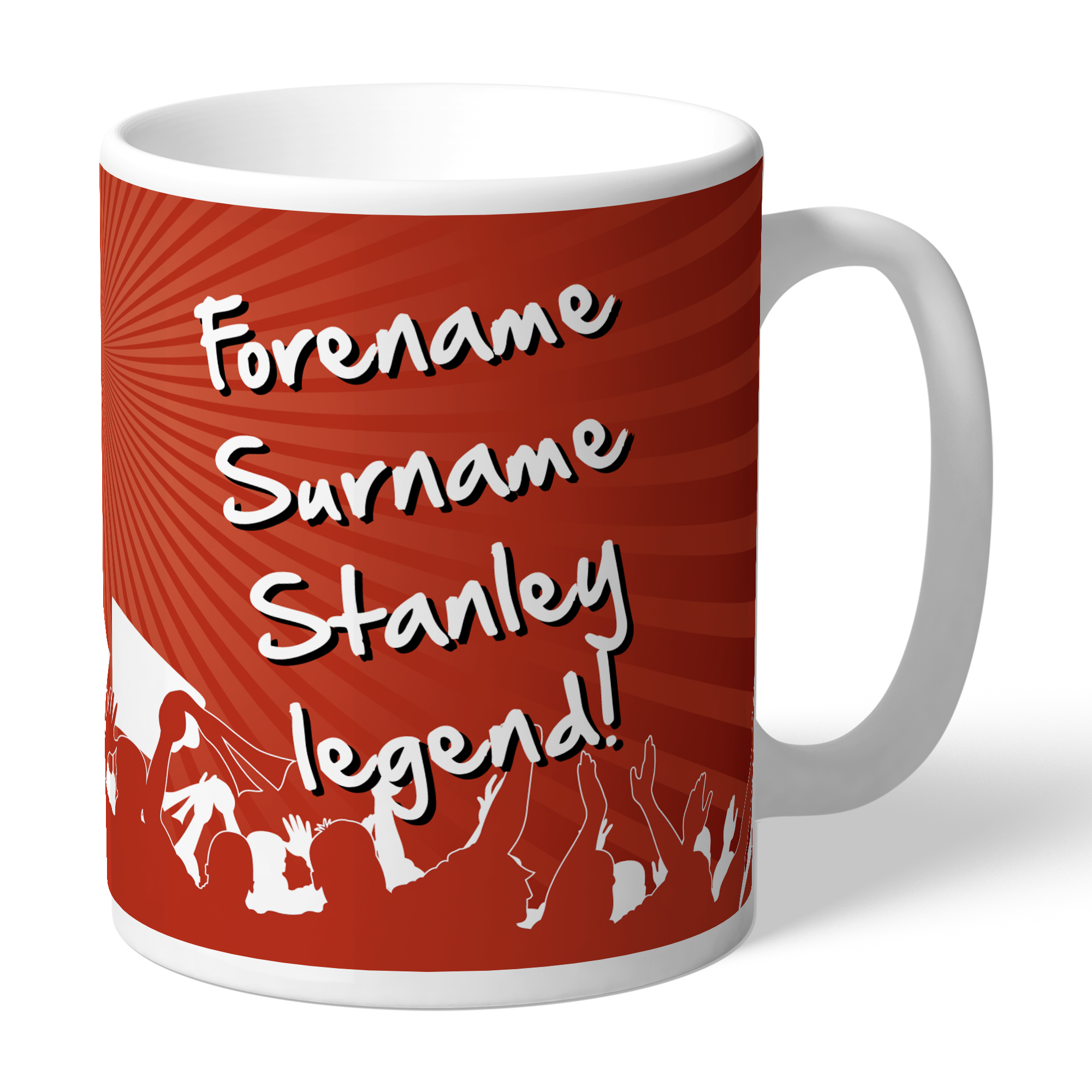 Accrington Stanley Legend Mug
