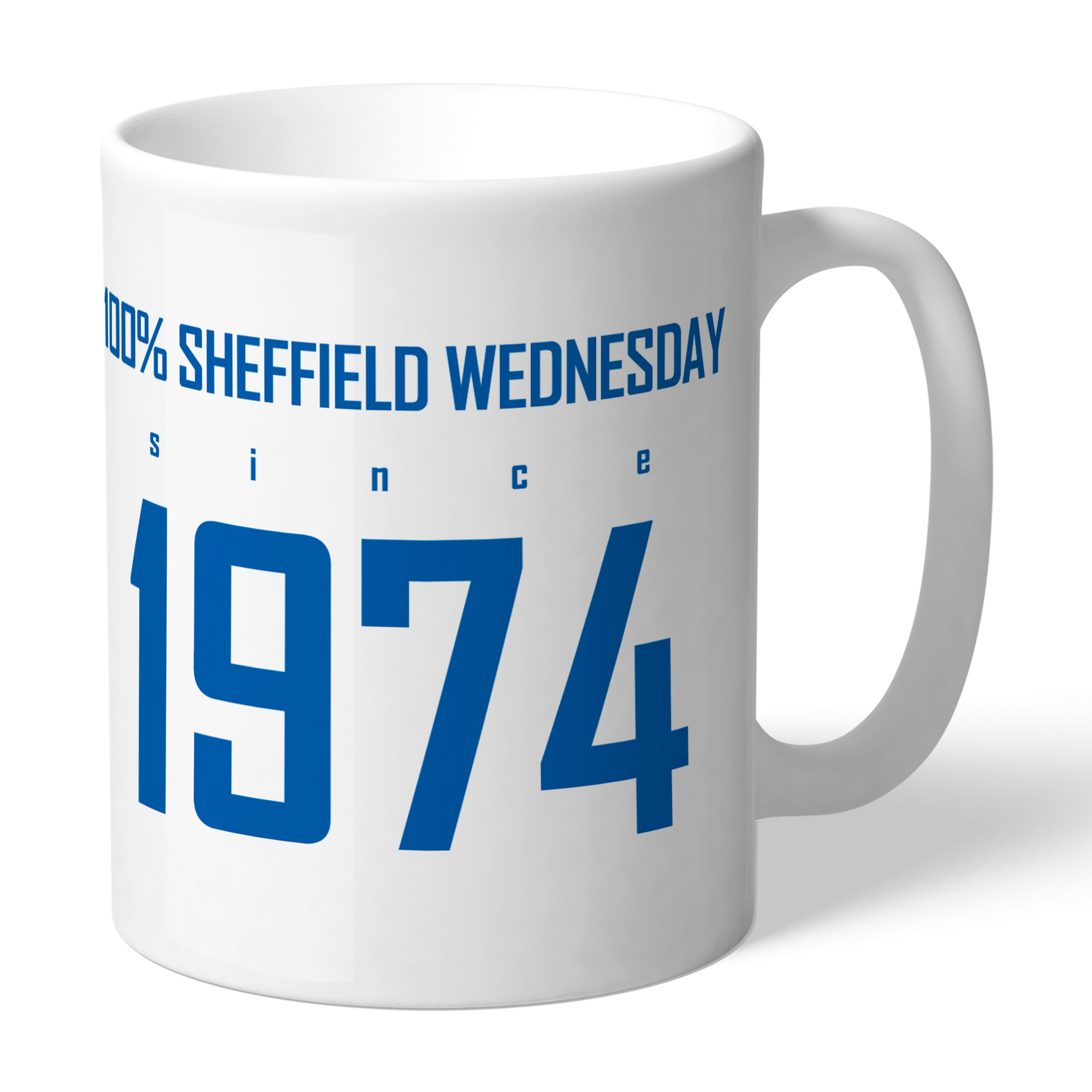 Sheffield Wednesday FC 100 Percent Mug