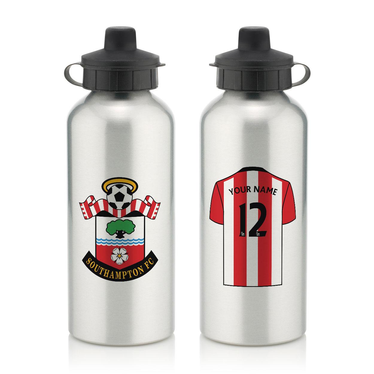 Southampton FC Aluminium Water Bottle