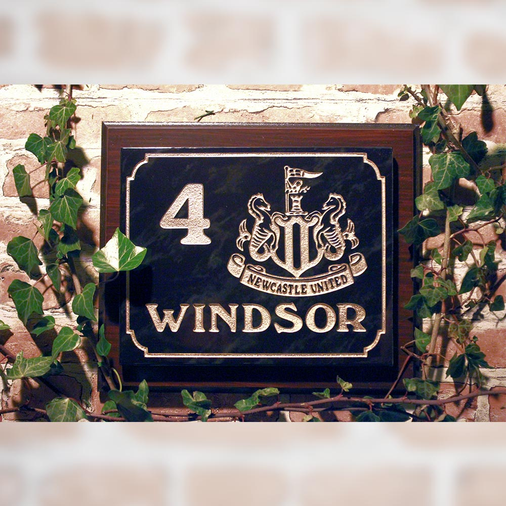 Windsor Plaque