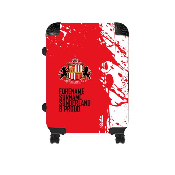 Sunderland Proud Cabin Suitcase