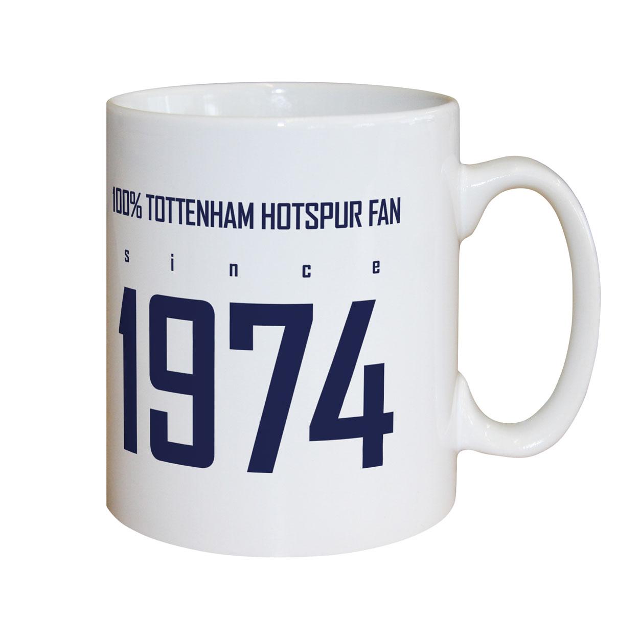Tottenham Hotspur 100 Percent Mug