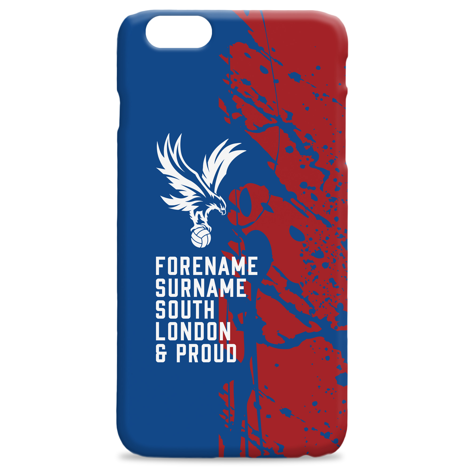 Crystal Palace FC Proud Hard Back Phone Case