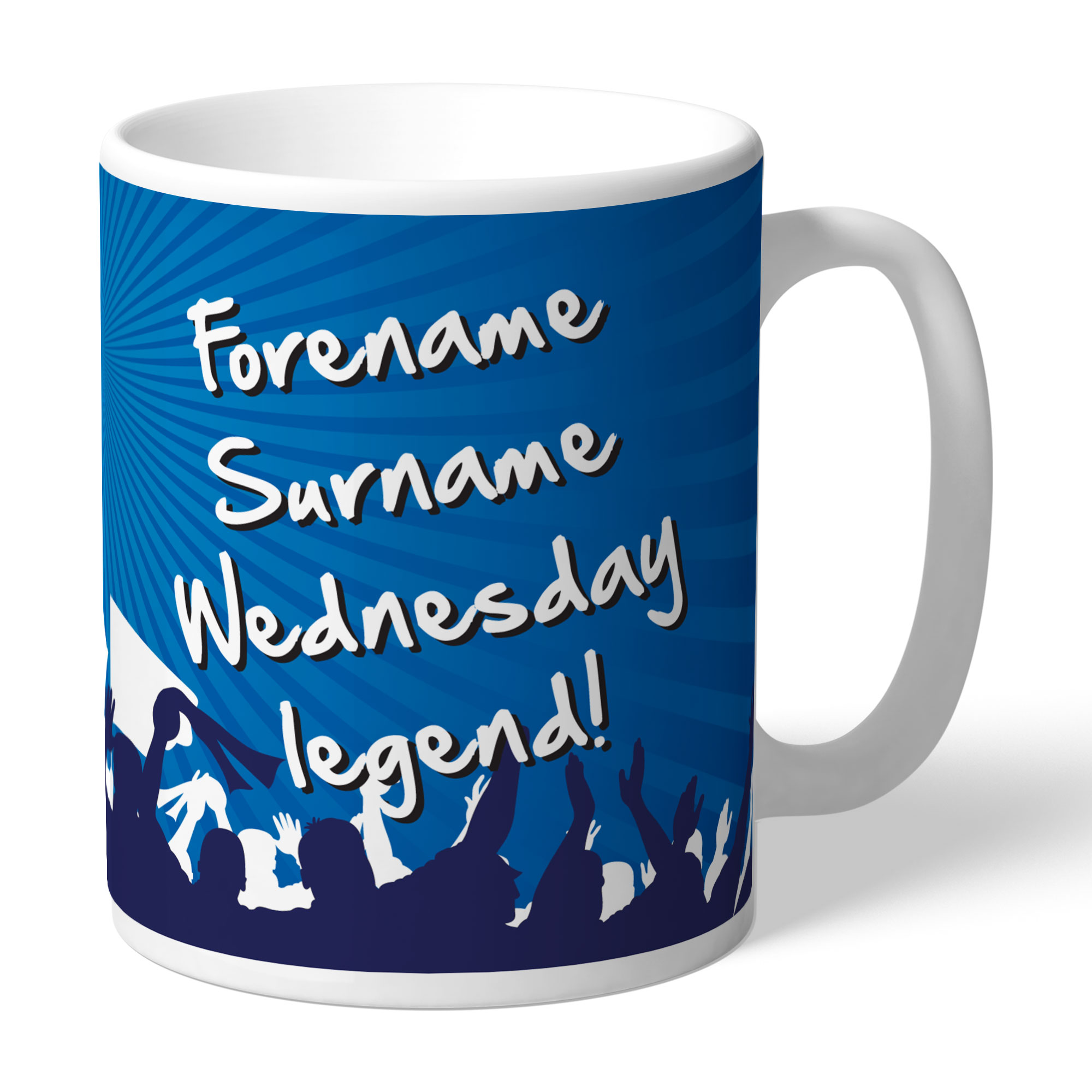Sheffield Wednesday FC Legend Mug