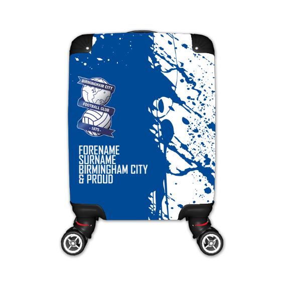 Birmingham City Proud Kid's Suitcase