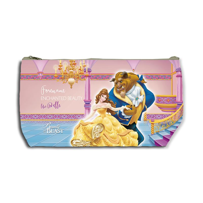 Disney Beauty and The Beast Dance Medium Wash Bag