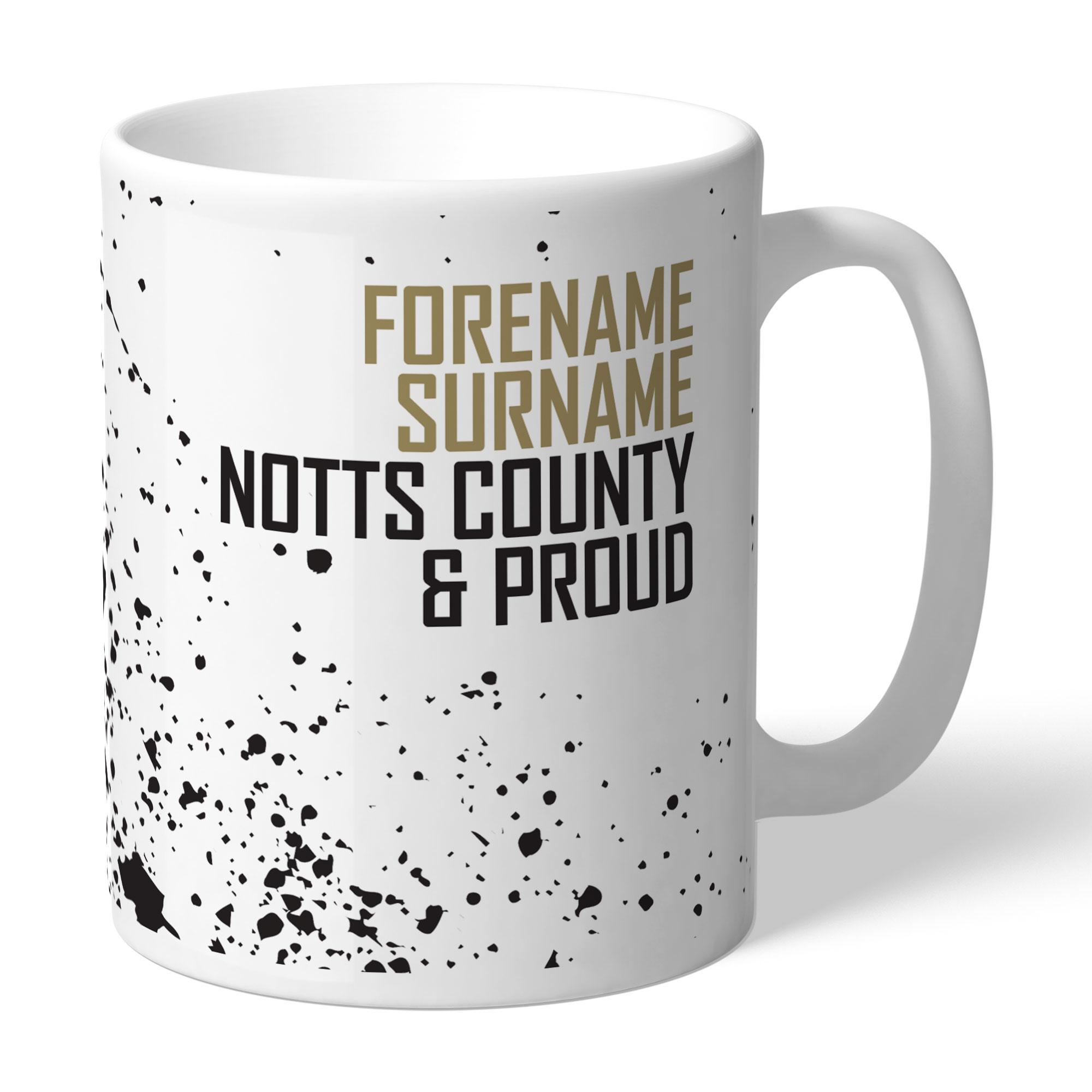 Notts County FC Proud Mug