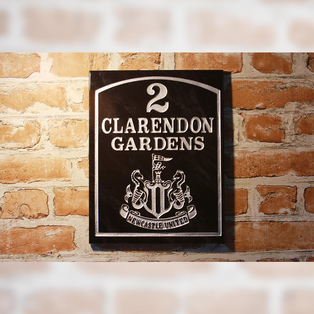 Clarendon Plaque