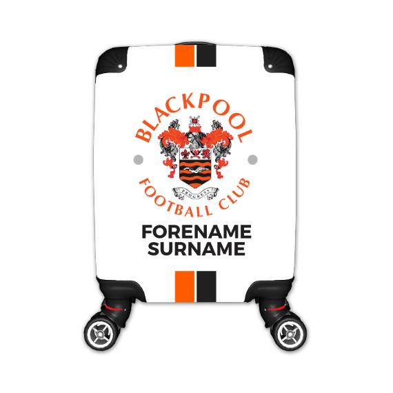 Blackpool Stripe Kid's Suitcase
